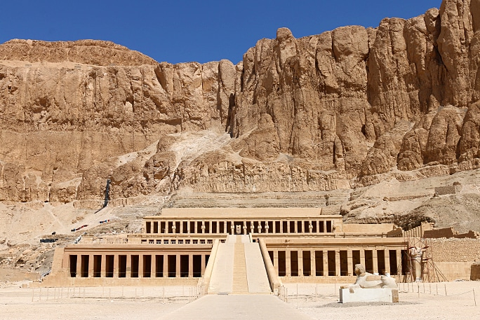 Day 4: West Bank LuxorTour:
