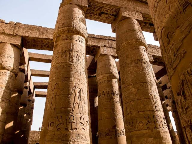 Day 3: Karnak temple and Luxor temple: