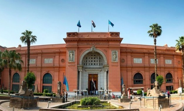 Day 4: Cairo Sightseeing - Museum Tour:
