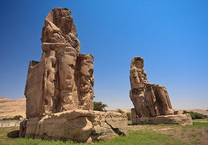 Day 5: Luxor Sightseeing - Full-day (Wednesday)