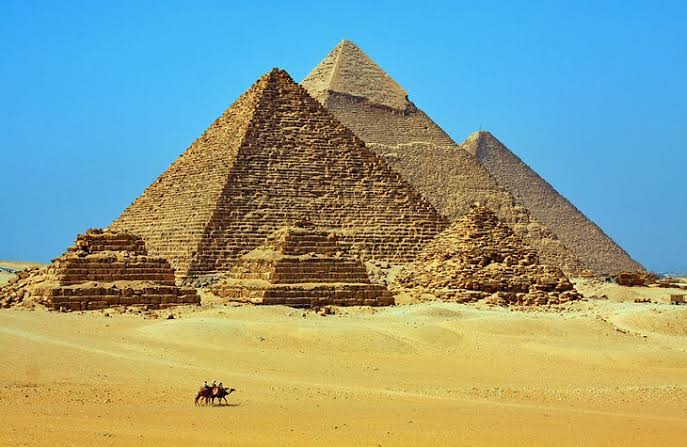 Day 2: Cairo  Vacation Package - Giza Pyramids Tour: