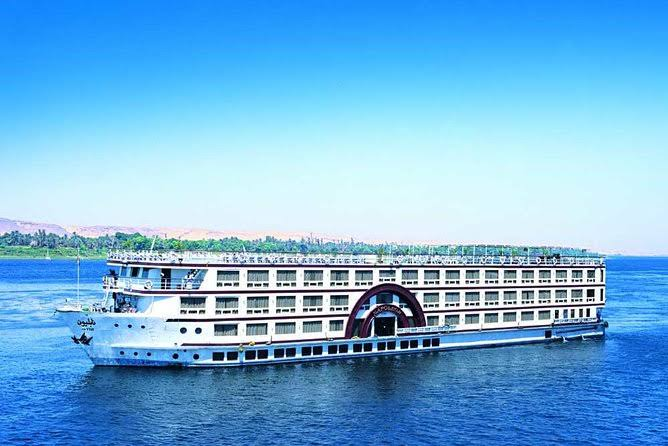 Day 3 Cairo to Luxor - Nile Cruise Package (Thursday)