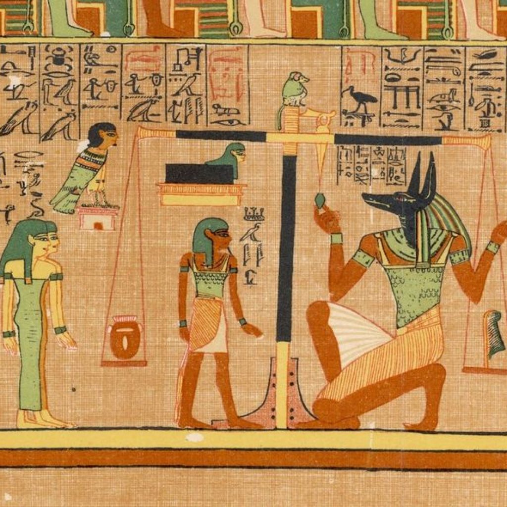 Religion and beliefs in ancient Egypt